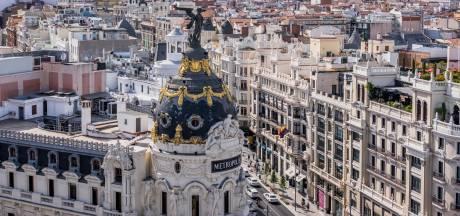 In Madrid zwerf je van plaza naar plaza
