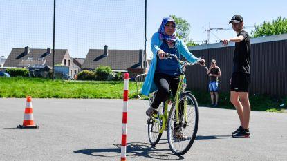 """""""Eindelijk samen met dochter gaan fietsen"""""""