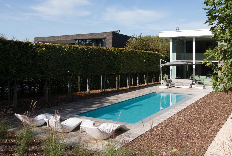 Quelle que soit la piscine que vous choisissez, un plongeon ne sera agréable qu'avec une eau à la bonne température.