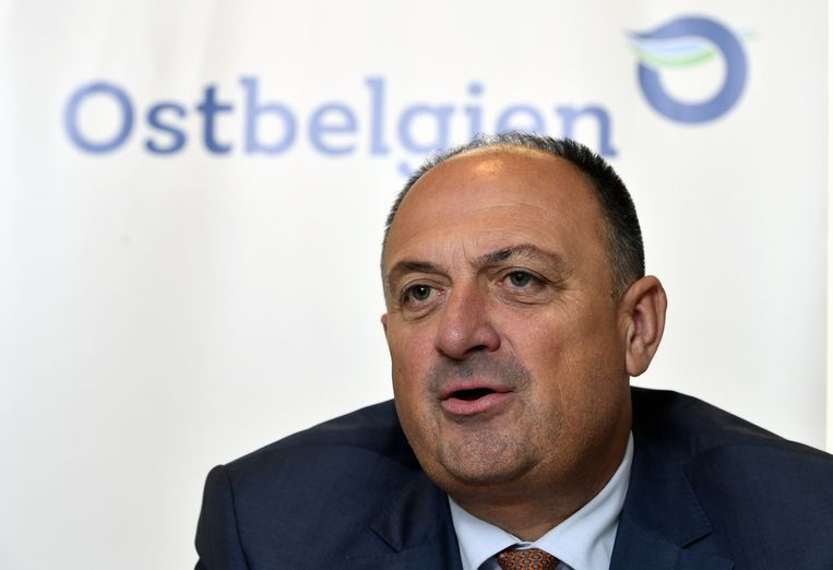 Waals minister-president Willy Borsus. Beeld BELGA