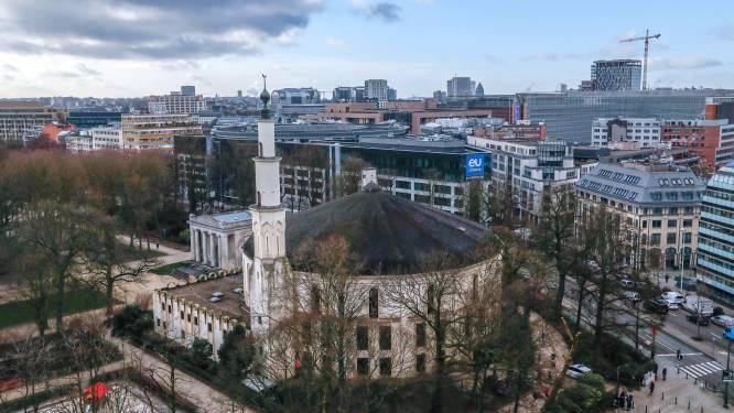 België zet Saoedi's uit Grote Moskee
