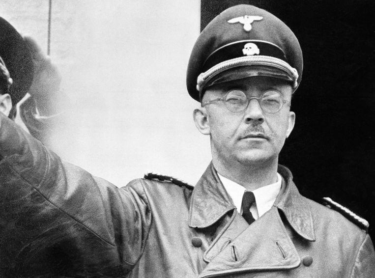 Heinrich Himmler geloofde dat hij een reïncarnatie was van een Saksische koning uit de tiende eeuw. Beeld AP