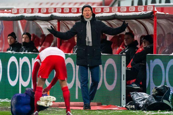 Het duel tegen FC Utrecht is er eentje om snel te vergeten. Heracles speelt vandaag weer, dit keer tegen Feyenoord in de beker.