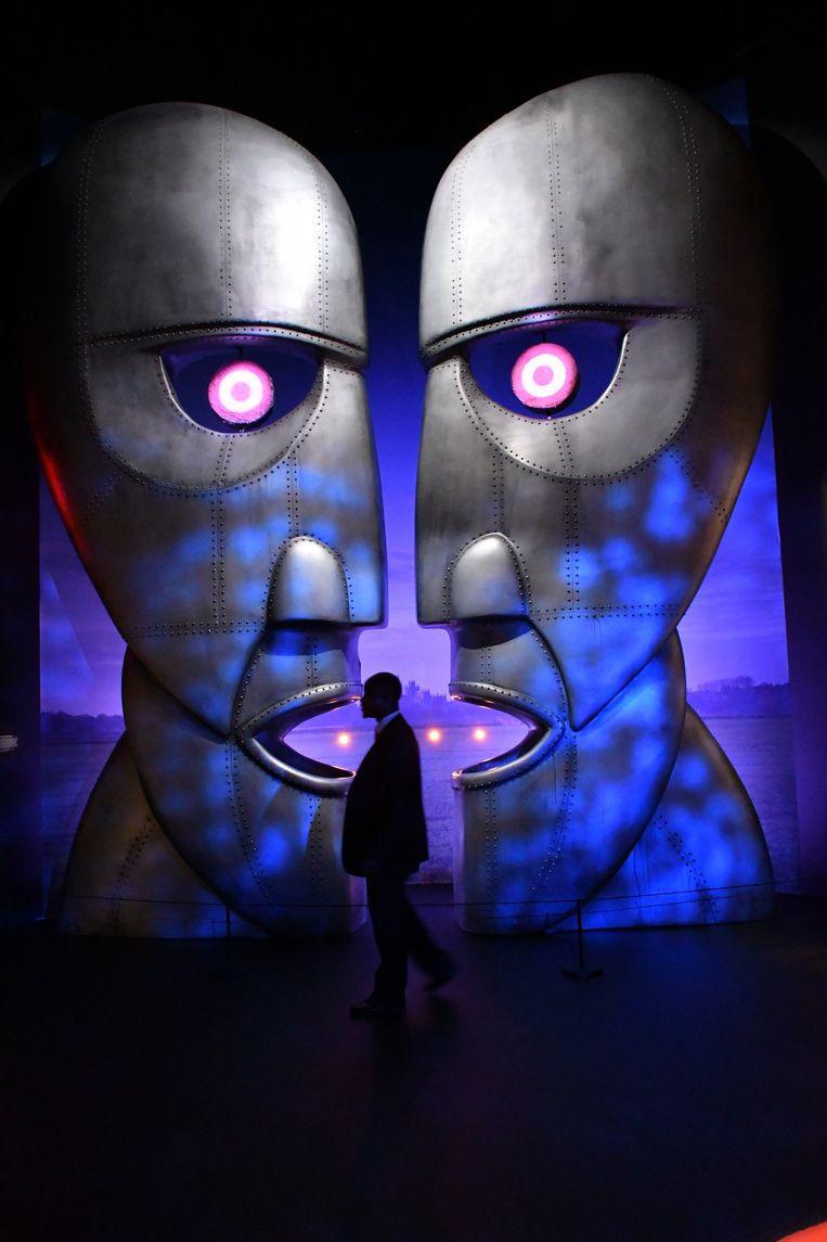 Pink Floyd: Their Mortal Remains  Beeld Photo News