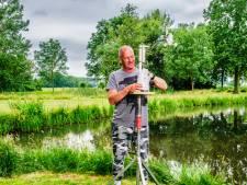 Ron (55) heeft meerdere weerstations: 'Het weer is er met de paplepel ingegoten'
