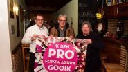 Forza Azura-kandidaten op de lijst PRO voor Kamer en Vlaams Parlement