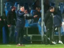 FC Twente-trainer Ron Jans: 'We moeten ons niet focussen op die achtste plaats'
