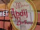 Bier komt naar je toe op het Abdijbierfestival in Middelburg