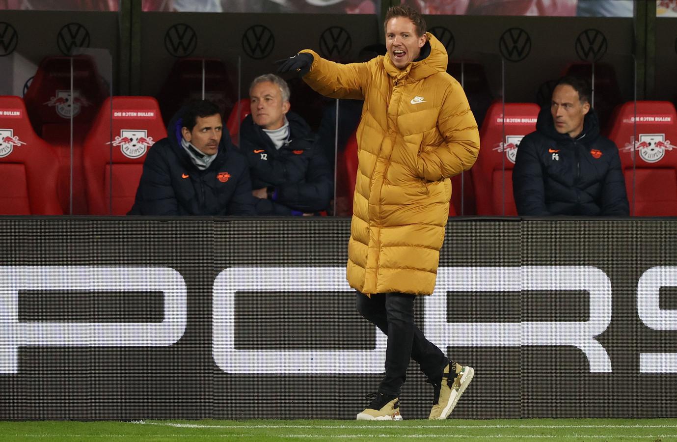 Volgens Lothar Matthäus moet Julian Nagelsmann de opvolger van Hansi Flick bij Bayern München worden.