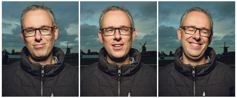 Chris Aalberts. Beeld Erik Smits