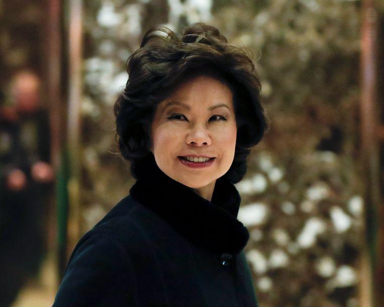 Elaine Chao. Beeld AP