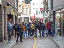 Nog snel winkelen voor de lockdown: het lijkt Black Monday in de Goese binnenstad