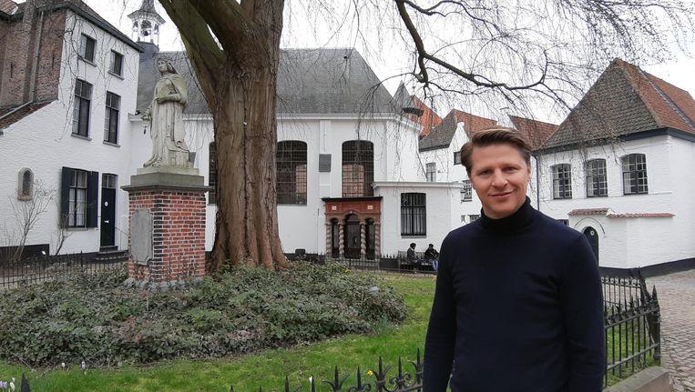 Schepen Ronse stelt voor om begijntje Barbara Bonte een straatnaam te geven