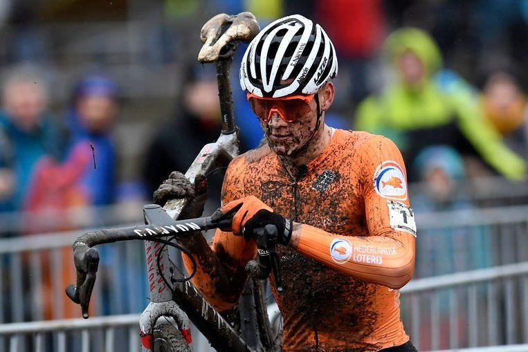 Mathieu van der Poel is de meest complete wielrenner aller tijden. Beeld Photo News