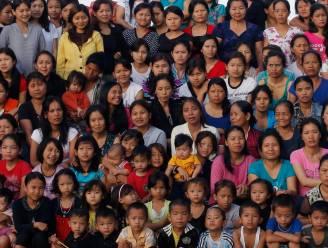 Hoofd van de grootste familie ter wereld overleden in India