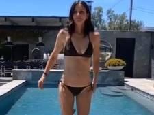 Courteney Cox lance le nouveau défi de l'été malgré elle