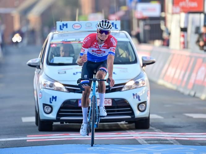 """Mathieu van der Poel is klaar om zijn rekening te vereffenen in de Italiaanse koersen: """"Conditioneel ben ik véél beter dan in augustus 2020"""""""