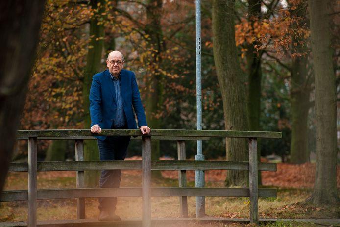 Joep Verbugt, bestuursvoorzitter van GGzE in Eindhoven