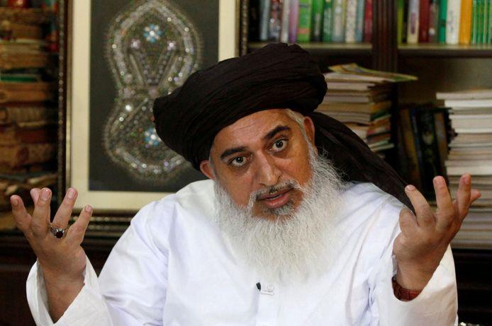 Prediker Khadim Hussain Rizvi.