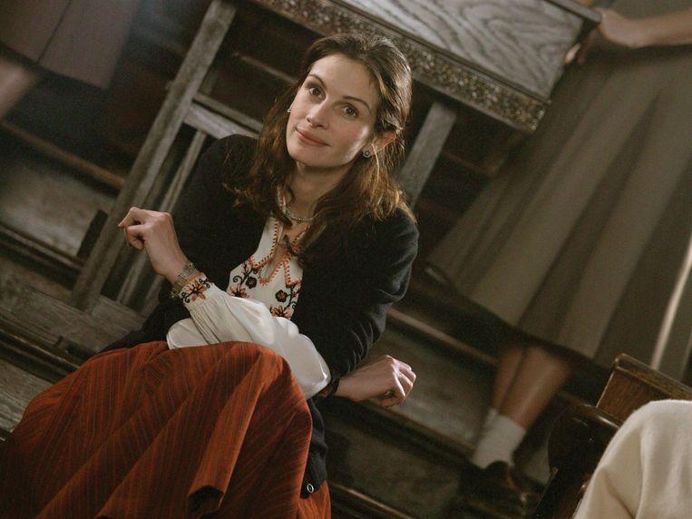 Julia Roberts in Mona Lisa Smile. Beeld