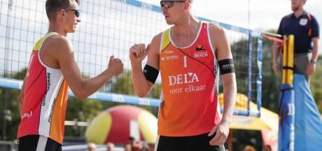 Beachvolleytop strijdt om de kroon in Breda bij King of the Court: 'Het is meer een arena dan een stadion'