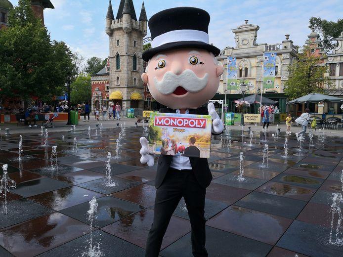 In juni volgend jaar verkrijgbaar: Monopoly Plopsa. Nu al kan je een exemplaar reserveren.