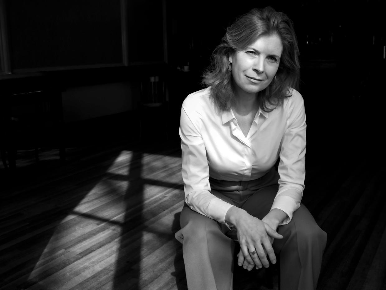Journalist en presentator Marcia Luyten. Beeld Eva Roefs