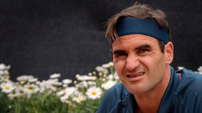 Federer verliest bij comeback in Genève, Andujar is in drie sets te sterk