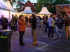 Plan in maak voor feesttent voor Dorpsplein Enter: 'Al ligt er nog geen geld op de plank'