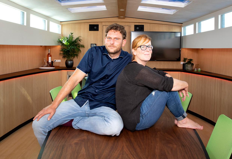 Jorrit Jouwsma en Susan Janssen.