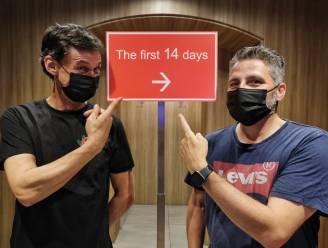 """Piet en Gert brengen Olympische Spelen in beeld vanuit Tokyo: """"Met privaat busvervoer van en naar werkplek"""""""
