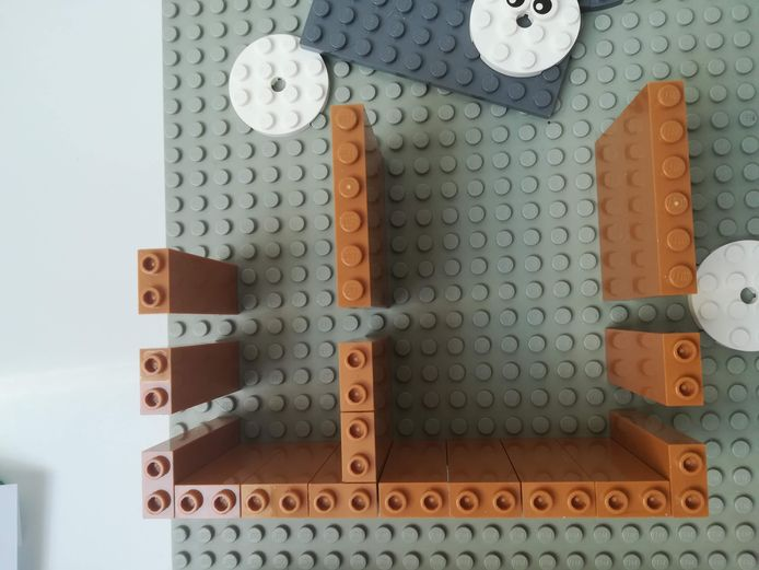 LEGOMASTERS at home: Organizer