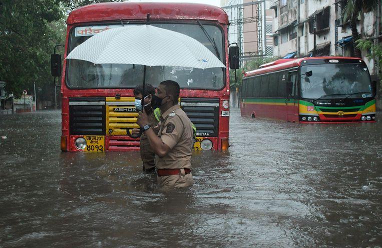 Mumbai, India. Beeld Photo News