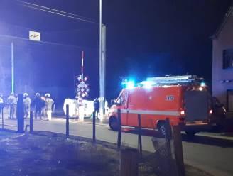 Treinverkeer onderbroken na persoonsaanrijding aan Molendijk in Borsbeke