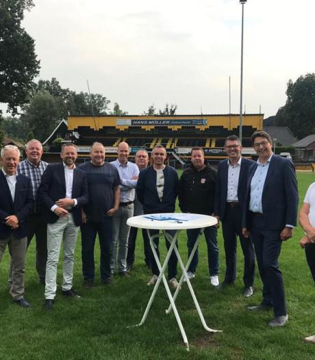 Fusieclub SV Rijssen nu echt een feit