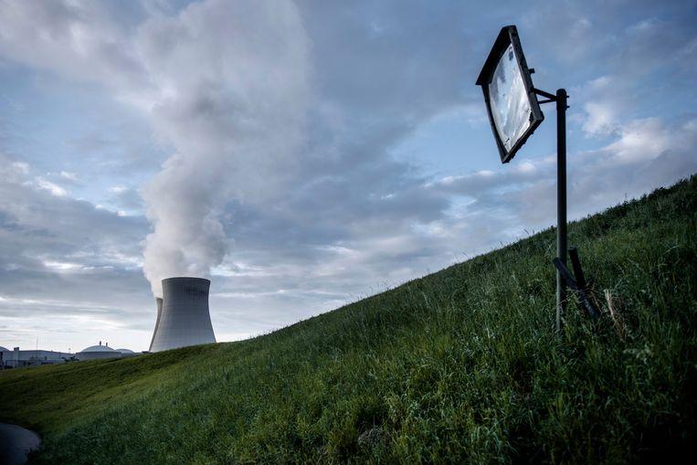 De kerncentrale in Doel. Beeld Eric de Mildt