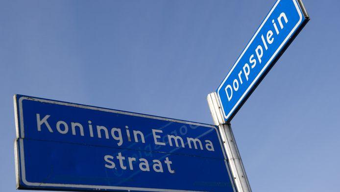 Deze straatnamen zijn voor de computer geen probleem.
