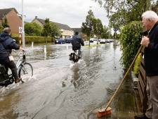 Goes wil grootste problemen  wateroverlast aanpakken