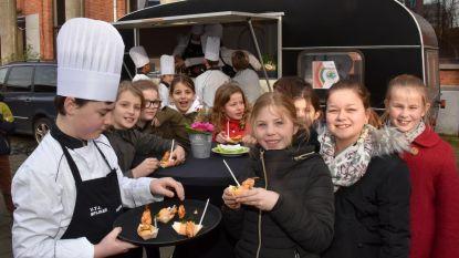 Toekomstige koks maken leerlingen warm voor VTI
