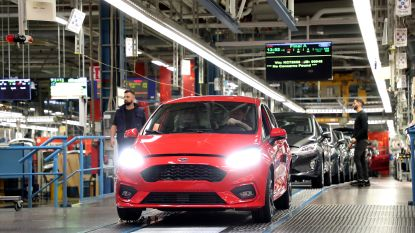Ford lijdt kwartaalverlies door slechte overzeese resultaten