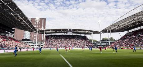 Cameraploeg RTV Utrecht aangevallen door FC Utrecht-'fan'
