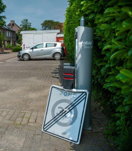 Laadpaal in Hedel levert negatieve energie op; oude wijken zijn niet ingericht voor 'bijtanken' elektrische auto's