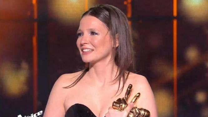 """Pourquoi Anne Sila a dédié sa victoire à """"The Voice All Stars"""" à Nikos Aliagas?"""