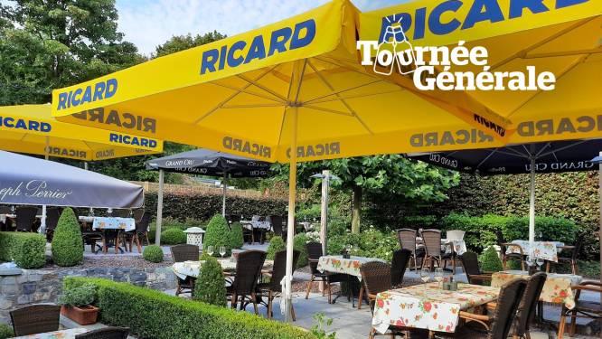"""Mijn restaurant. Dietert Bernaers: """"Het voelt hier gauw als Zuid-Frankrijk, ah oui"""""""