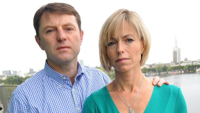 Ouders van Maddie McCann. Beeld EPA