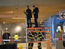 Busplatform bij station Breda ontruimd vanwege mogelijke verzakking