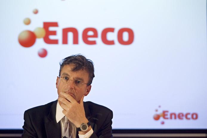 Eneco-baas Jeroen de Haas is al sinds 2007 bestuursvoorzitter bij het in Rotterdam gevestigde energiebedrijf