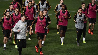 """Onze chef voetbal kijkt uit naar morgenavond en Cyprus-België: """"De Eden World Tour houdt halt in Nicosia"""""""