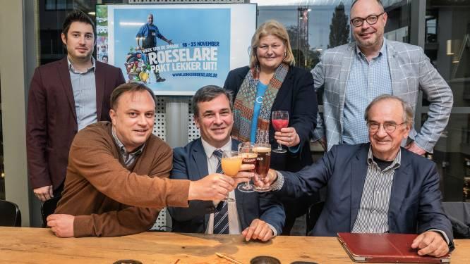 Met Keuken van Roeselare tot Junior Kitchen Battle: Roeselare trekt nog meer de kaart van voeding en smaak