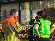 Bewoner in Raamsdonk ademt gaslucht in en moet naar ziekenhuis, straten en brandgangen weer vrijgegeven